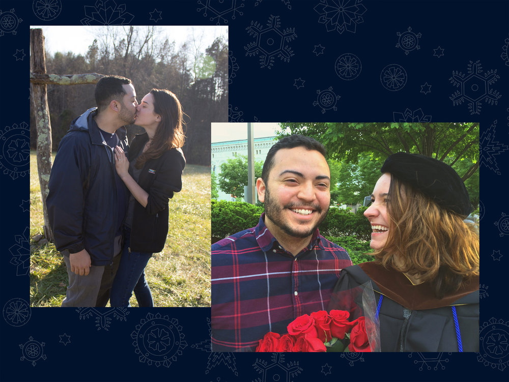 Nick and Erin are getting married and moving to the UAE,and we want you to celebrate with us! - We know it's short notice and during the holidays so we understand if you can't make it, but we'd love to have you join us if you can!