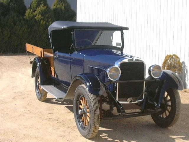Dodge 6 Ute