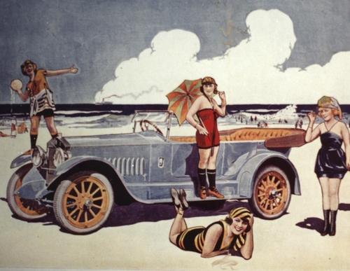 Australian Six 1919