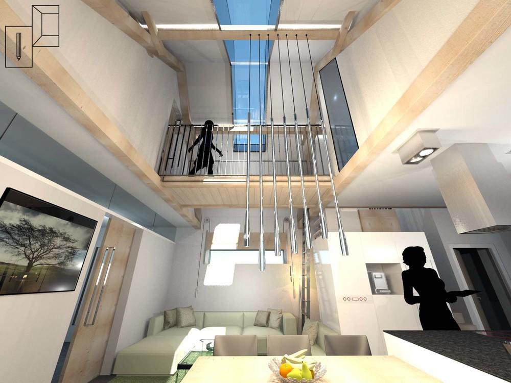Wohnraum im Altbau 01