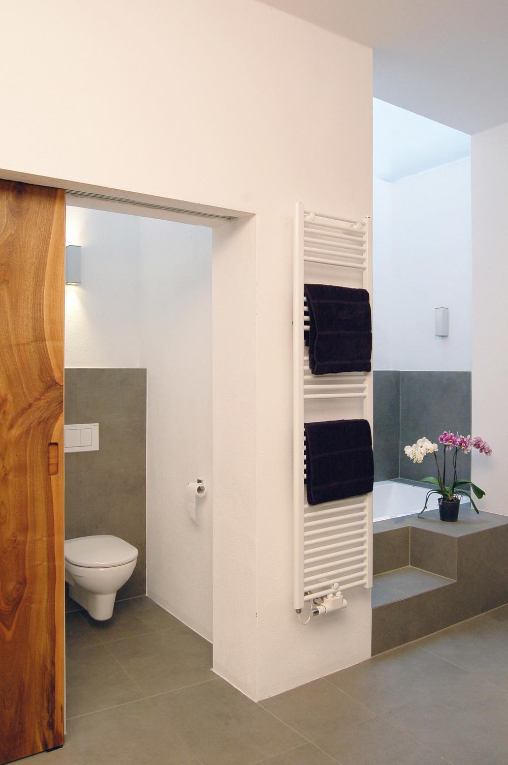 Badezimmer-Bereiche