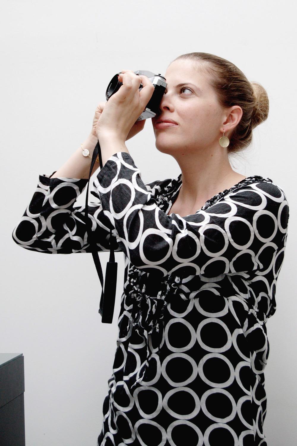 Porträt von Sabine Lechner, BA., Innenarchitektin