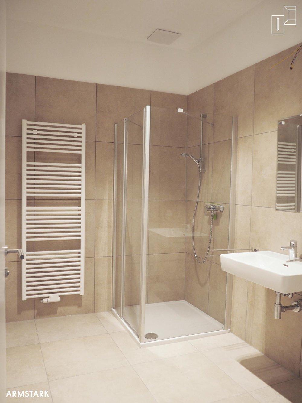 Altbausanierung, Badezimmer
