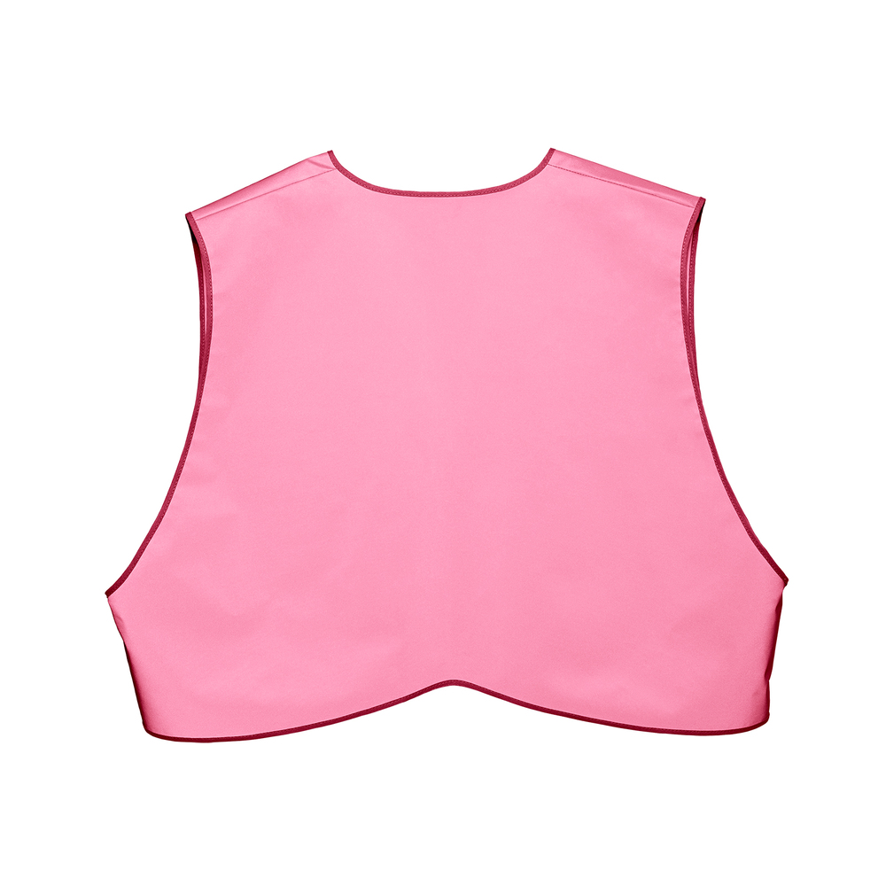 Pink Limited Edition Vest Women back view- day