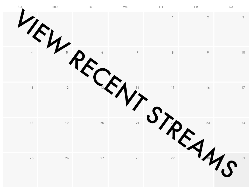View Recent Streams.png
