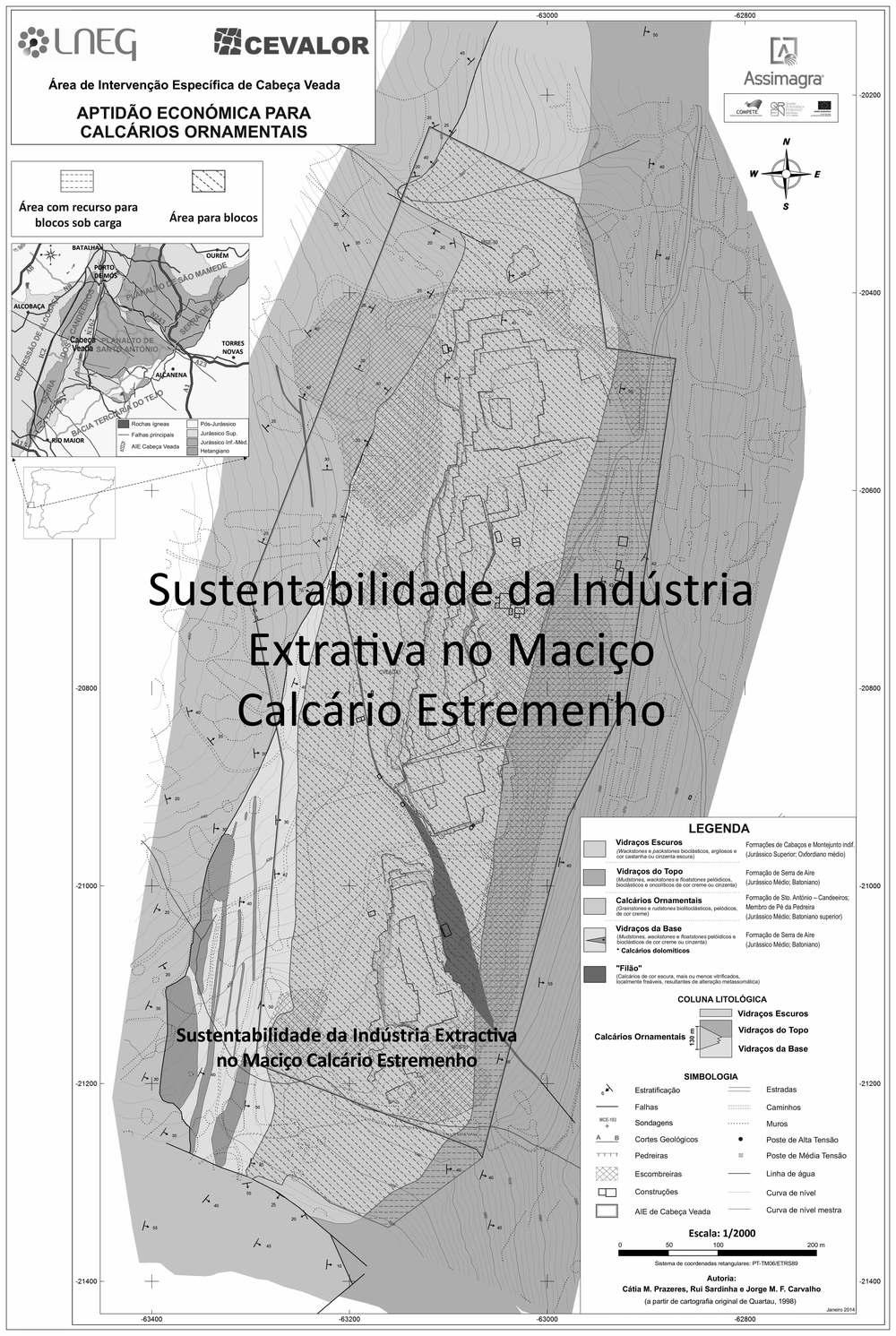Exploração Sustentável de Recursos no Maciço Calcário Estremenho