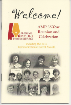 Read our reunion booklet with some AMP history.