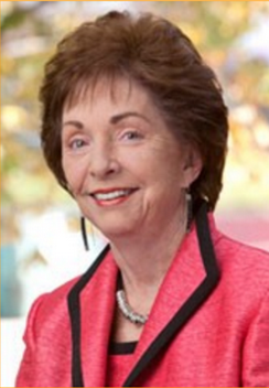 Joan Perry, an expert in advertising, will be our February speaker.