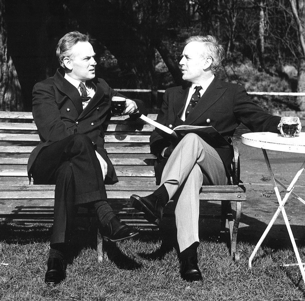 Ross & Norris McWhirter