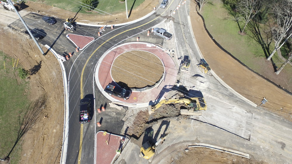 Ooltewah-Ringgold Road & Standifer Gap Road Intersection Improvements Project - Hamilton County, TN