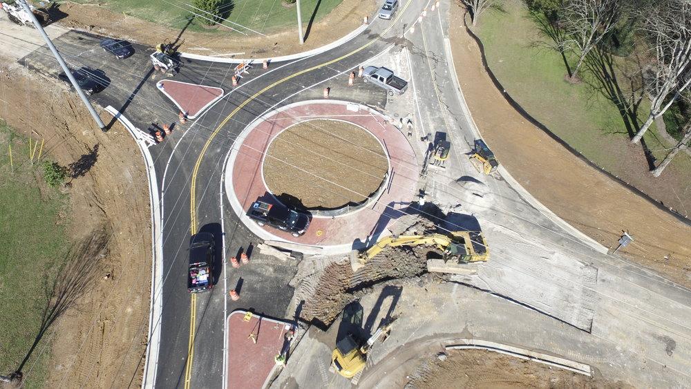 Ooltewah-Ringgold Road & Standifer Gap Road Intersection Improvements Project - Hamilton County, TN