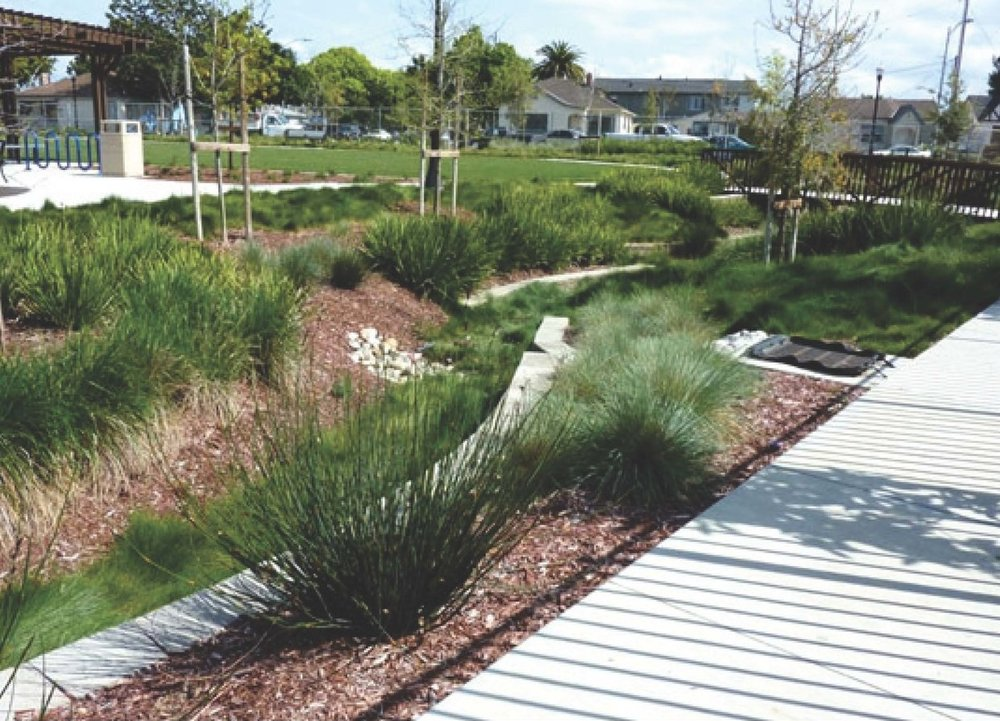 Stormwater green infrastructure