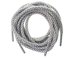 ROPE LACES from £3.50 at HAWKANDHUNTER.com Hawk & Hunter carry a wide range of Ropes Laces including 3M Reflective Rope and Flat Laces.  We also stock Yeezy Silver Tip Laces.  Prices start at £3.50.