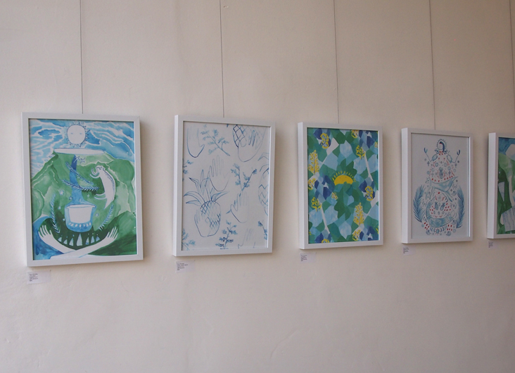 The beautiful work of Tara Whalley