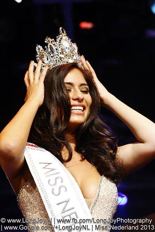 Miss Universe Nederland 2014:Yasmin Verheijen