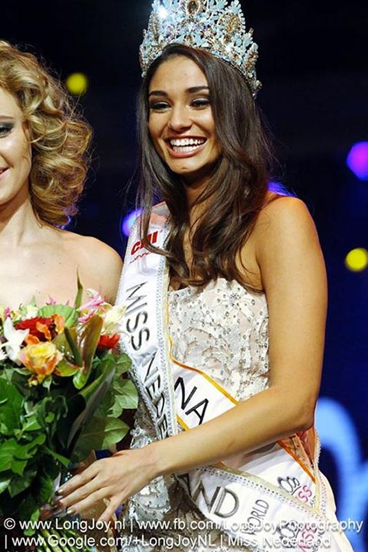 Miss World Nederland 2014: Tatjana Maul