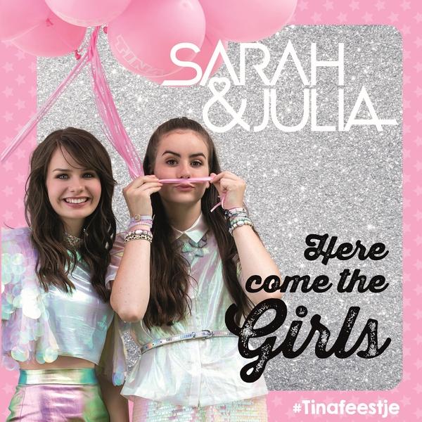 Sarah & Julia - Here Come The Girls CDS 600.jpg