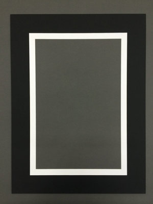Pack of (10) 11x14 Double Picture Mats for 8x10\'s, 8.5x11\'s or ...