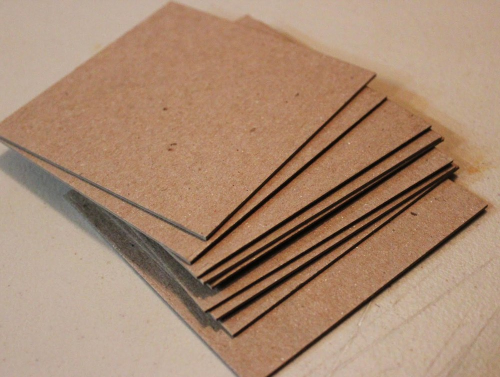 chipboard bux1 picture matting