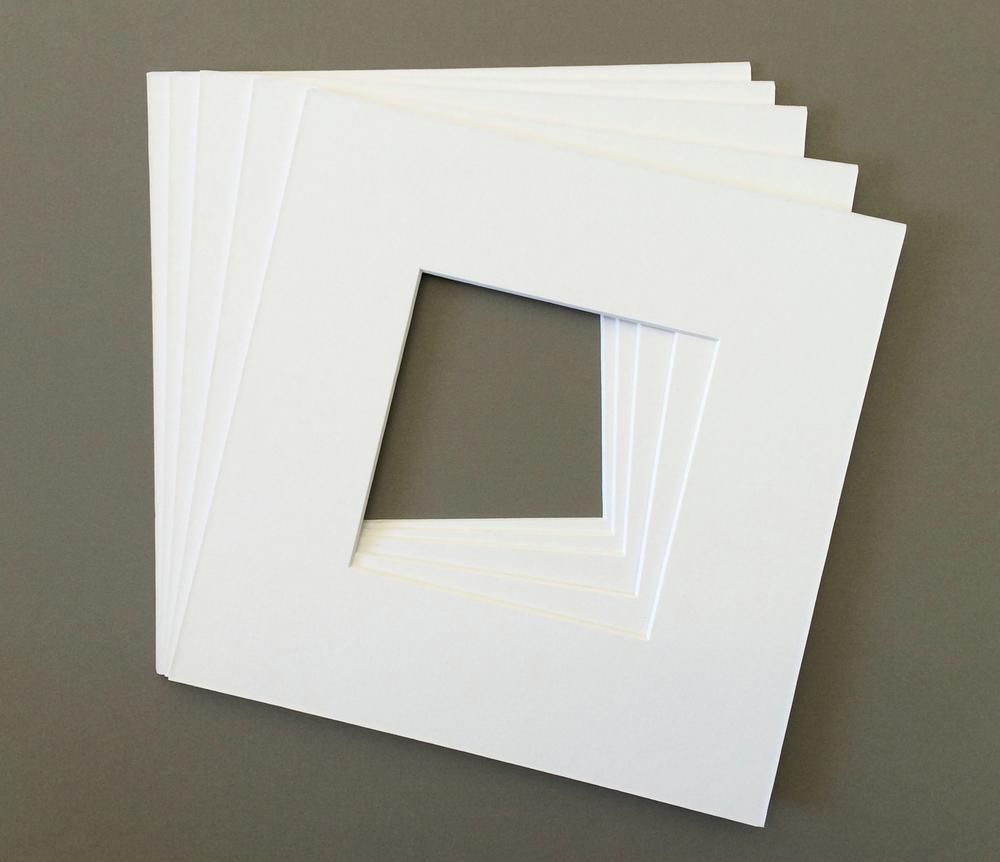 Square Picture Matting