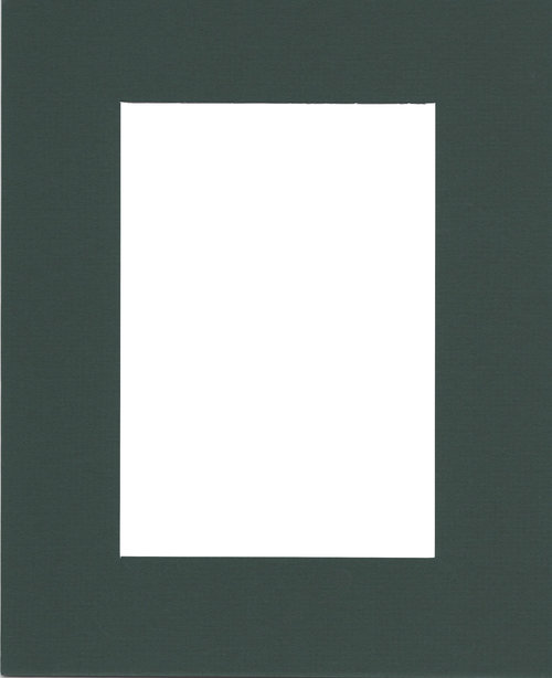 Clearance Pack Of 10 8x10 Picture Mats For 5x7 Bux1 Picture Matting