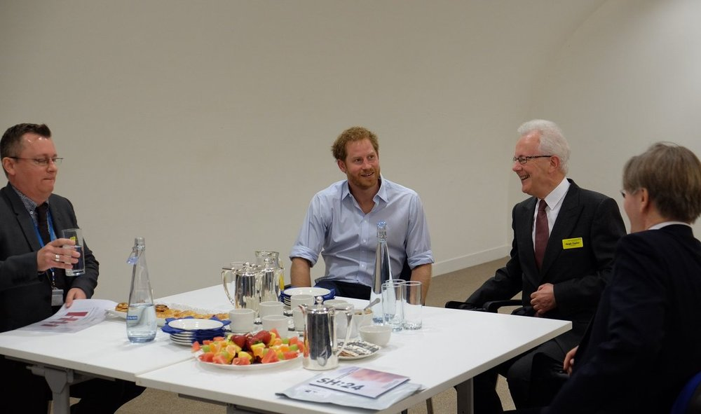 """We shouldn't underestimate the 'Prince Harry' effect"""