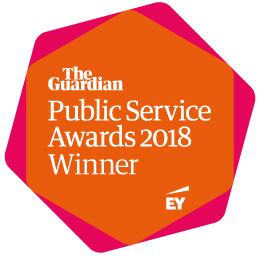 Winner - Digital & Technology category