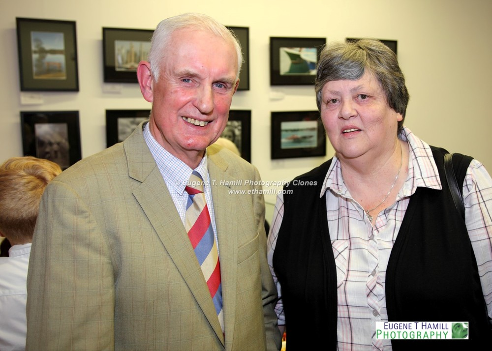 George Knight National Historian and Barbara Stewart Chairperson CPS