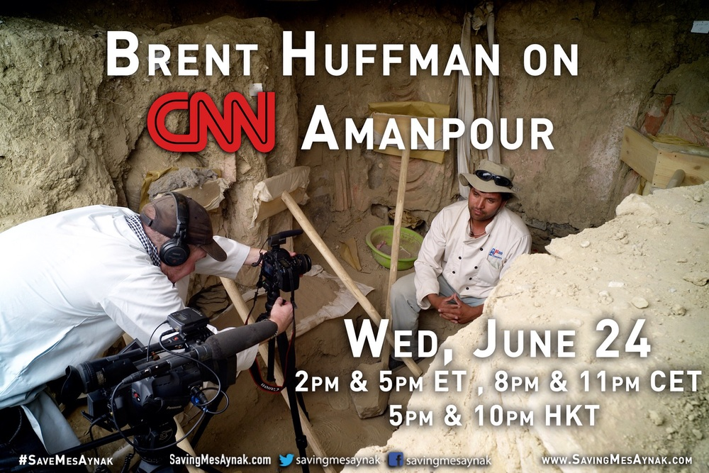 Click here to watch Brent's appearance on CNN International
