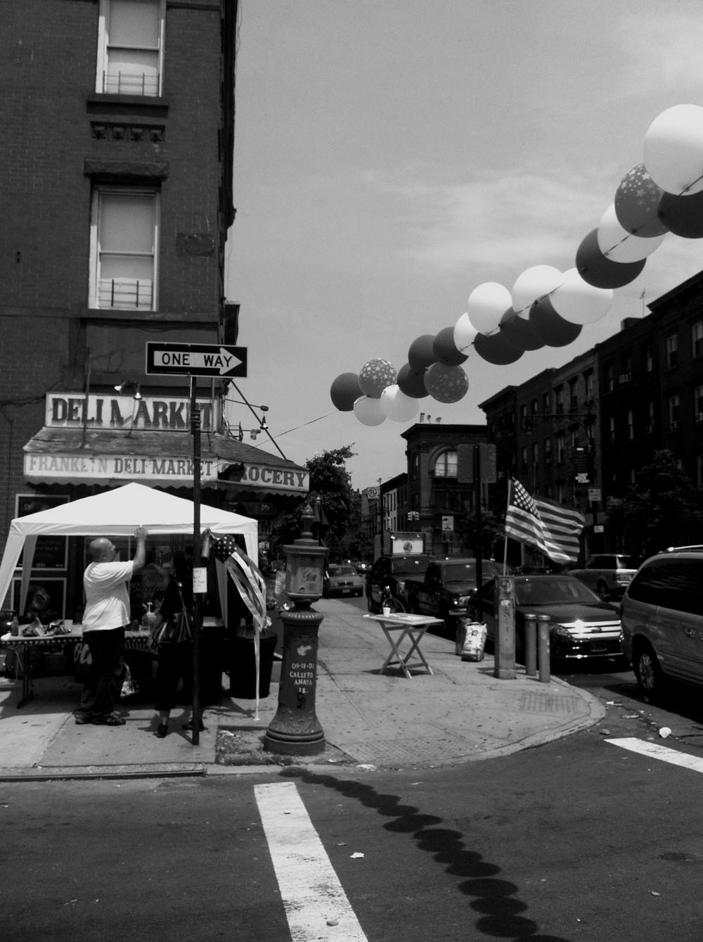 Fourth of July Greenpoint, Brooklyn NY July 2012