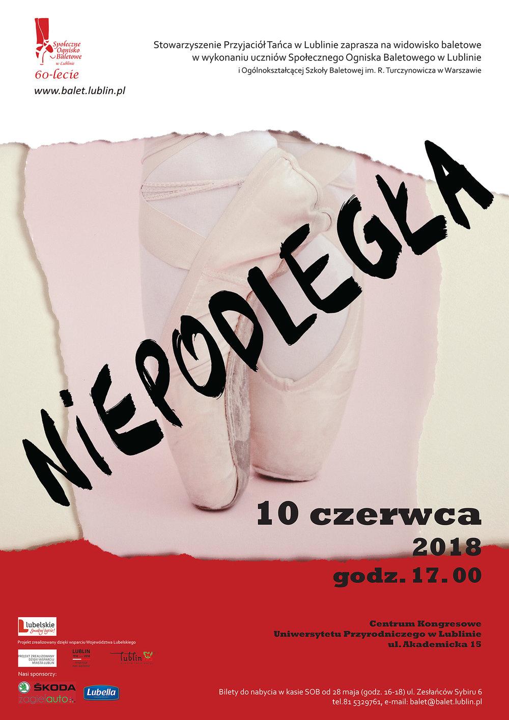 SOB w Lublinie Koncert Roczny