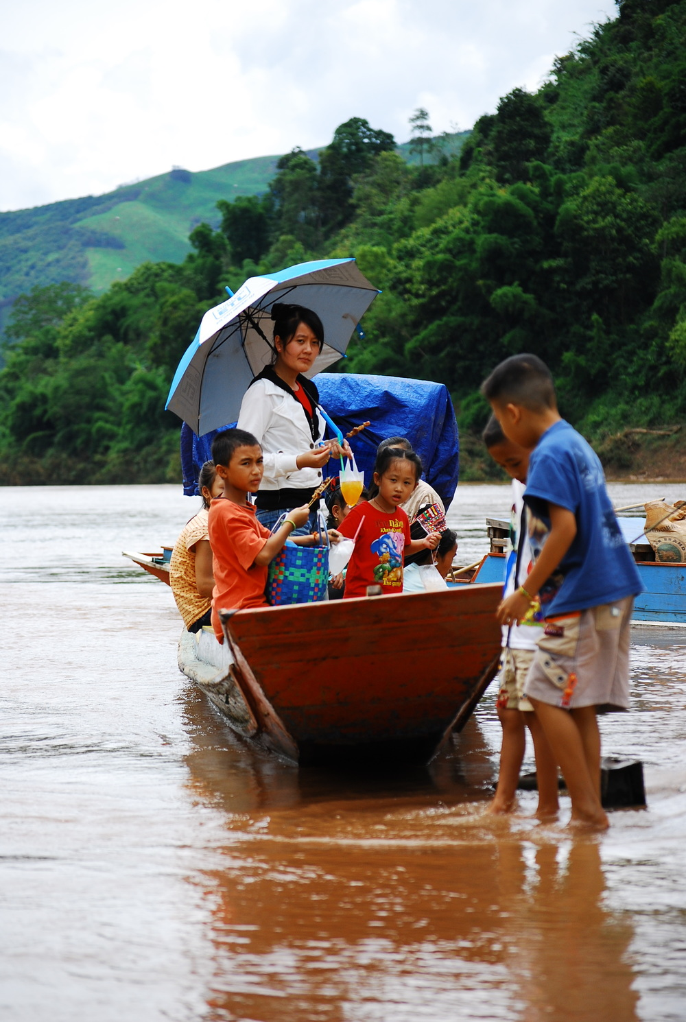 Muong Khoa, Laos