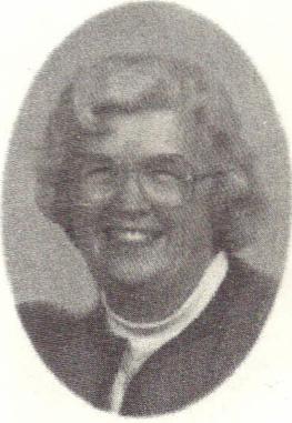 Gloria Simonson (Class of 2000)