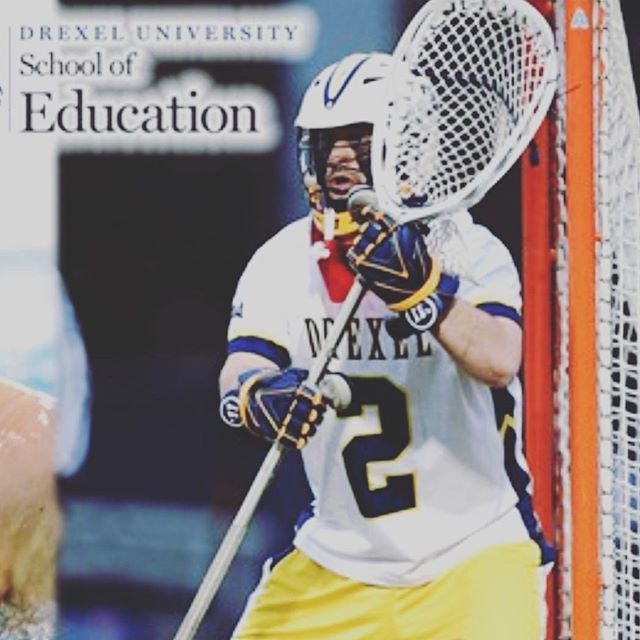 Congrats to our boy Jimmy Joe Granito (@jjg29) on Drexel athlete of the week. He put up 15 saves in a 9-7 win agains St Johns and is managing a .640 or better save % in his last 3 starts. #stonewall #savethegoalie #goalies #goalielove