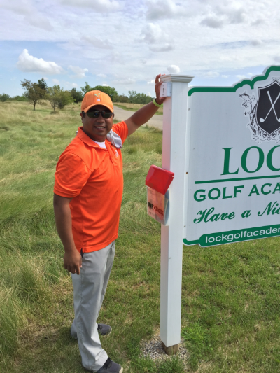 CARROT iBeacons can be found in any number of places at the Cattails Golf Club in South Lyon, Michigan.