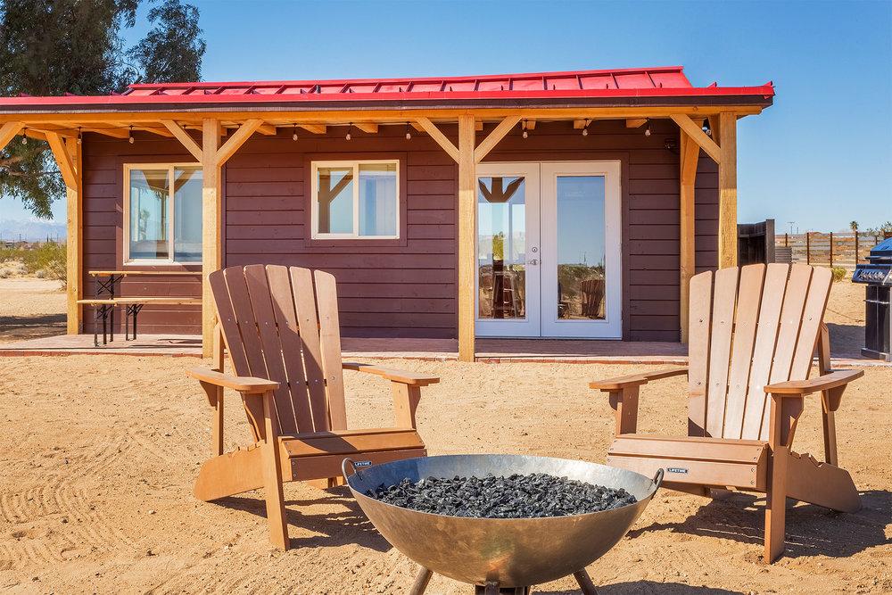 The Bell  Cabin Joshua Tree Rentals High Desert