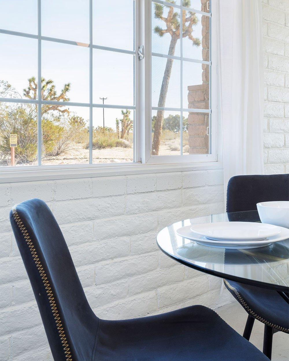 Desert Brick House Landers Rental High Desert