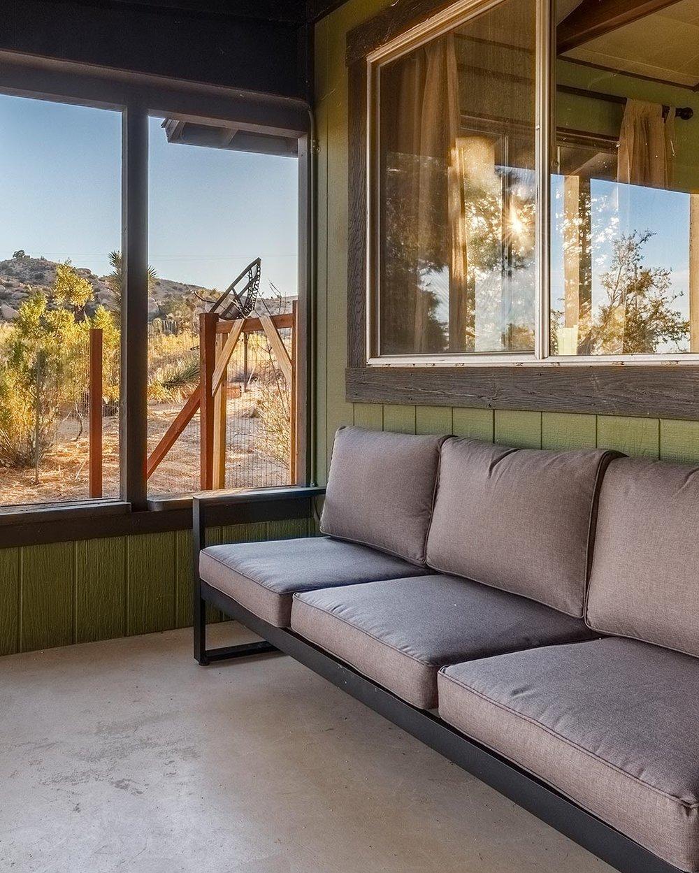 Gamma Gulch Retreat Joshua Tree Rental High Desert