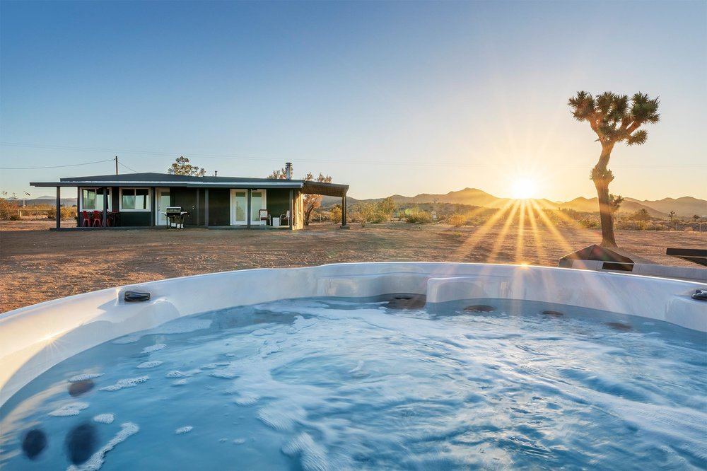 The Flag Ranch Yucca Valley Rental High Desert