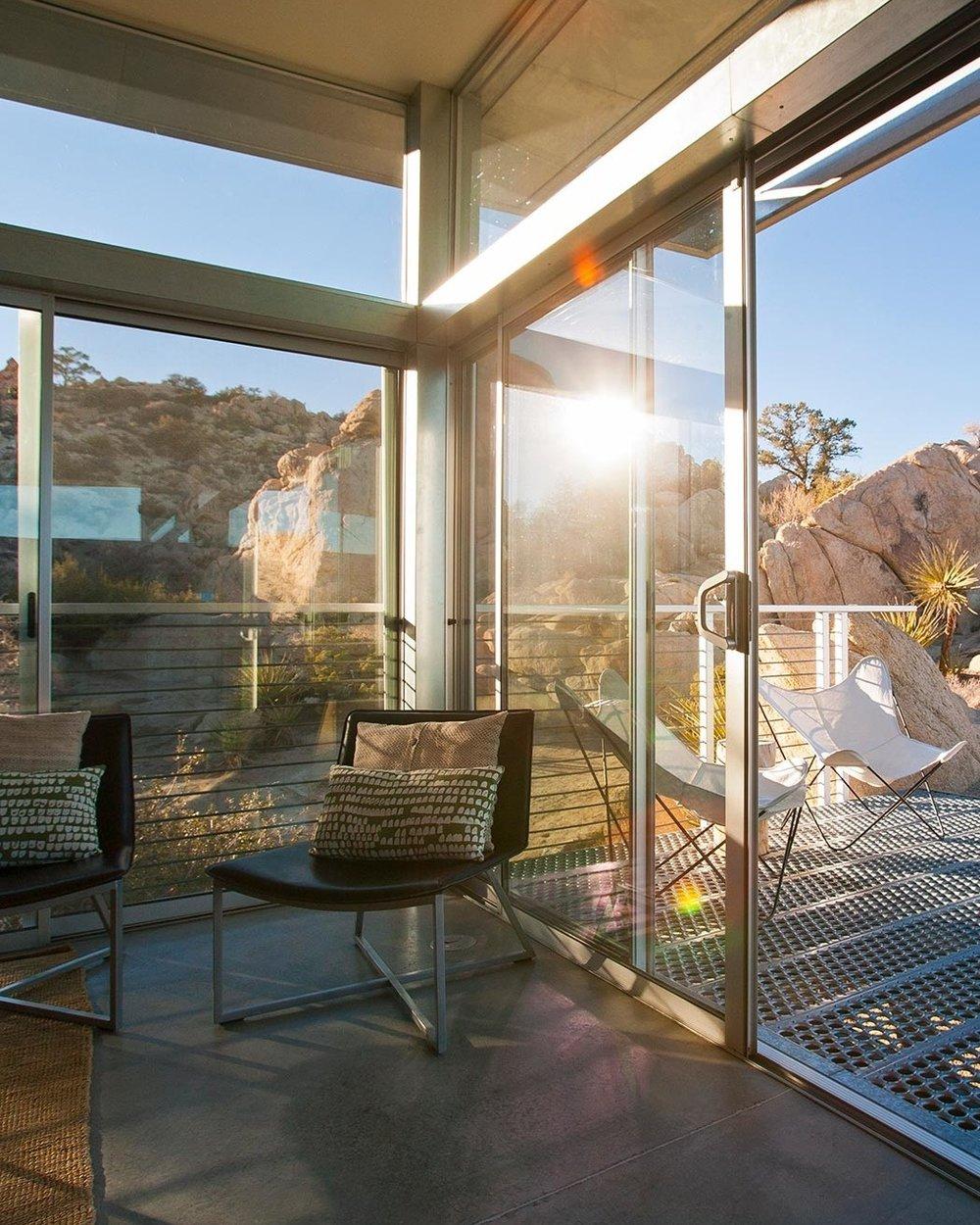 Rock Reach House Yucca Valley Rental High Desert