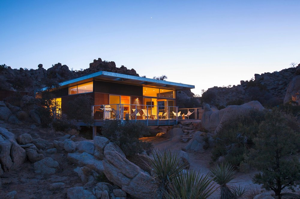 We're Professionals - For homeowners in the High Desert communities neighboring Joshua Tree National Park, there is one clear choice for that partner — Homestead Modern.At Homestead Modern we professionally manage many of the most desired — and booked — vacation rental homes in the area.Our services allow owners to treat their property as a passive investment — we handle virtually everything.