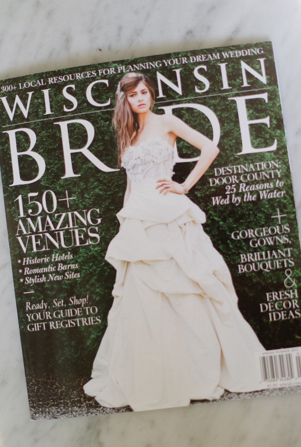 Destination wedding photographer Lexia Frank photographed NFL football player Bryan Bulaga's wedding in wisconsin, and it was published in Wisconsin Bride Magazine. Lexia is a film photographer on the west coast photographing destination weddings worldwide and luxury and celebrity weddings.
