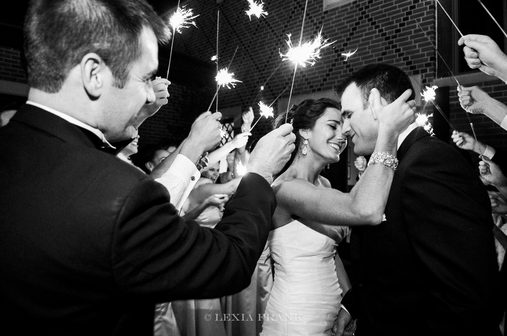 Destination wedding photographer Lexia Frank - a fine art film photographer in portland oregon- photographs luxury weddings on film. best of the best wedding reception photos, classic black and white reception photography