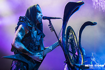 Nergal of Behemoth - 2/8/15