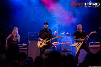 Motor Sister - 3.12.15 at DNA Lounge - San Francisco, CA