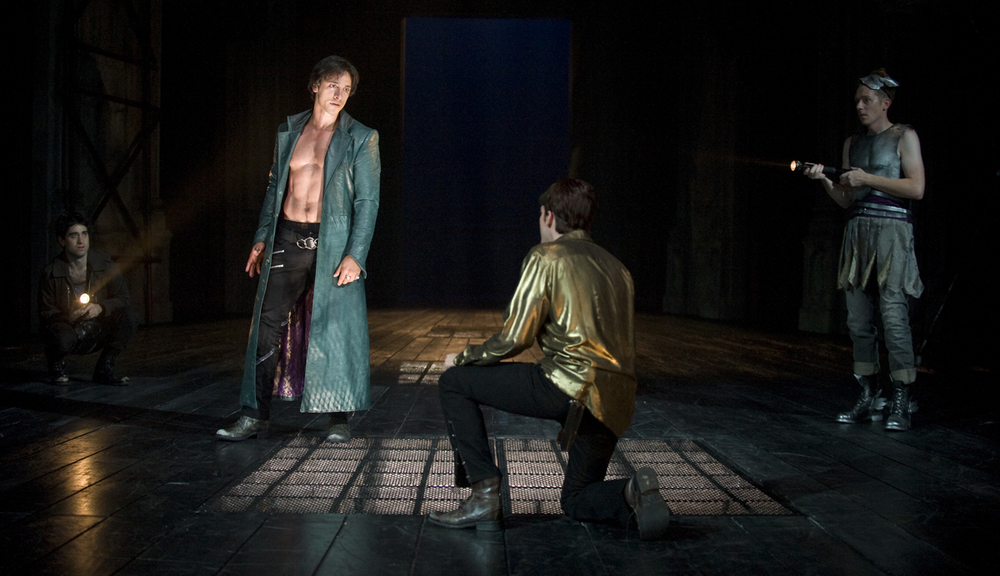 """O then I see Queen Mab hath been with you"" - Mercutio to Romeo at the Chicago Shakespeare Theater"