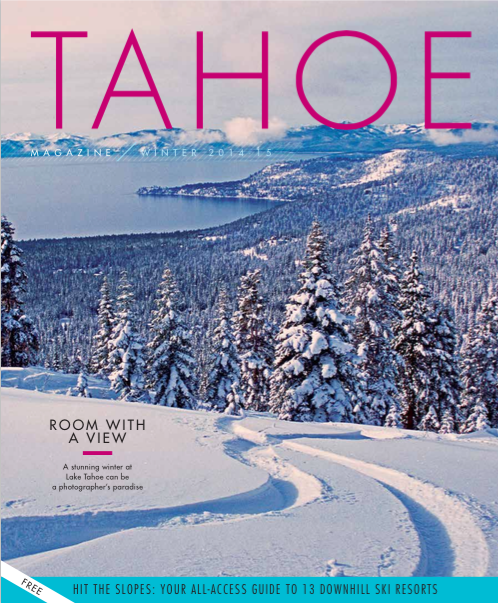 Men's and Women's Gear Guide / Tahoe Magazine / December, 2014