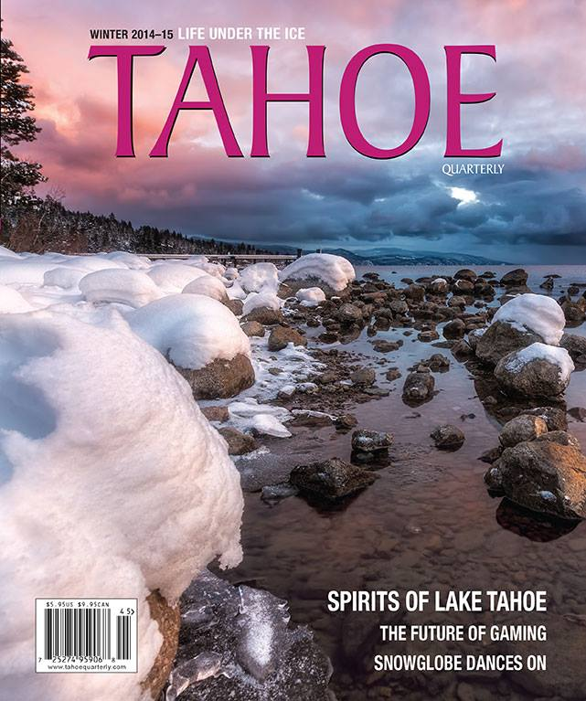 SnowGlobe Dances On / Tahoe Quarterly / December, 2014