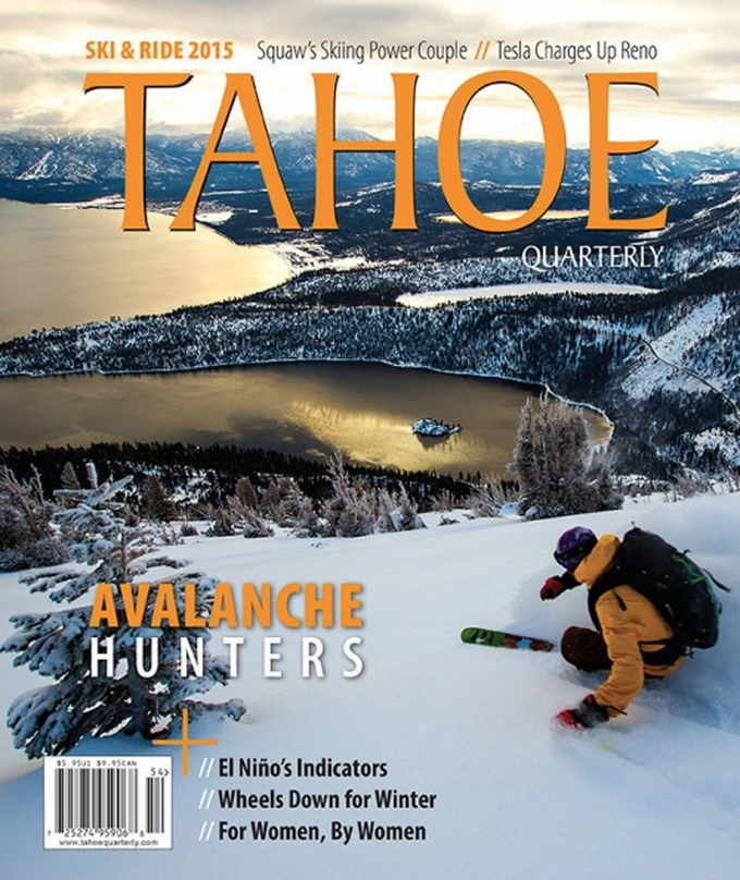 Avalanche Hunters / Tahoe Quarterly / October, 2015