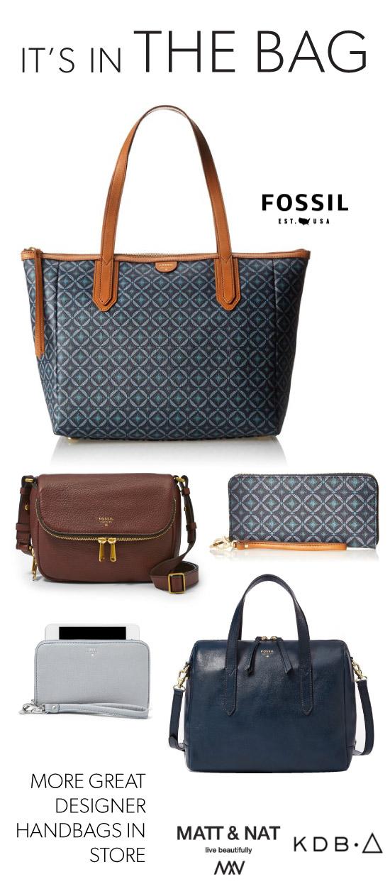 More designer handbags in store